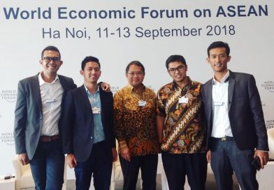 Growpal Turut Meriahkan Suksesnya The World Economic Forum on ASEAN 2018, Hanoi, Vietnam